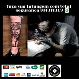 Tatuador a domicilio disponível,pix/cartão/também aceito algo no valor em troca,leia!