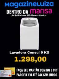 Lavadora Consul 9 KG
