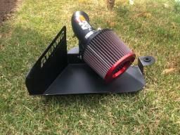 Intake K&N com defletor de calor para Golf gti, Jetta gli, Audi a3, Audi tt