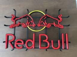 Luminoso Neon Red Bull - Led - Original