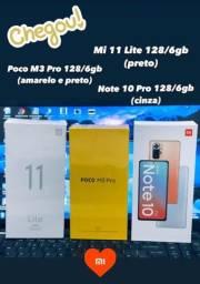 Mi 11 Lite 128GB/6GB (Novo Lacrado)