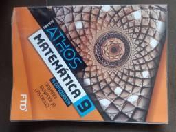 Livros 9°ANO PROJETO ATHOS