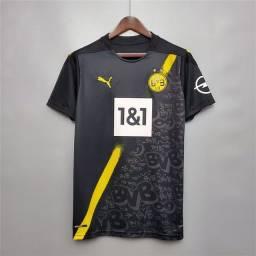 Borussia l e ll, Nigeria, Manchester City, Flamengo