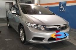 Honda civic LXS 2012/2013