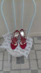 Sandalha de festa