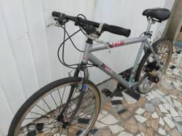 Bicicleta de Alumínio Caloi Aro 26,Kit Shimano! Pneus slick,Só Pedalar!Aceito-Propostas