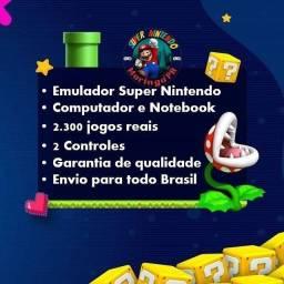 Super Nintendo todos os jogos