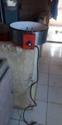 Título do anúncio:  Fritadeira elétrica nova