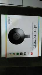Título do anúncio: Vendo Google Cromecast 2 Geração