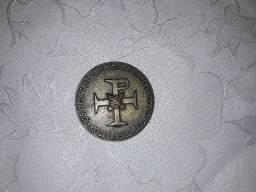 Medalha ano 1955 36 congresso Eucaristico internacional