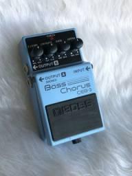 Pedal Bass Chorus - Boss