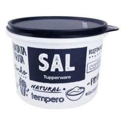 Título do anúncio: Tupperware tupper caixa mantimento PB Sal 1,3 kg