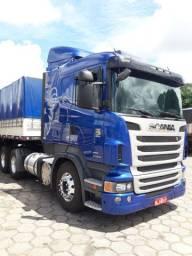 Caminhão Scania R440 motor feito