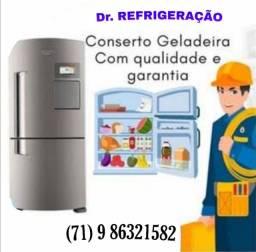 Concerto e reparo de freezer geladeiras e refrigeradores