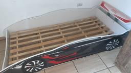 Cama carro F1 de solteiro ( sem colchão)