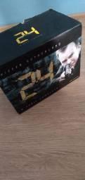 BOX 24 HORAS (Série + Filme) 8 primeiras temporadas + Filme