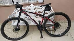 Bicicleta aro 29 24v Shimano