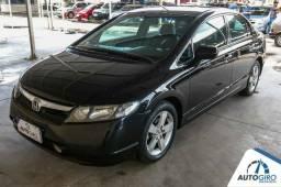 Honda Civic LXS 1.8 Automático/Banc. Couro!!! - 2008