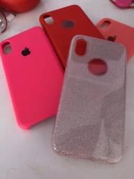 Capas para iPhone X semi-novas