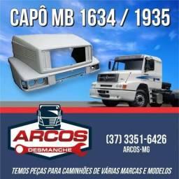 Capô MB 1634 / 1935