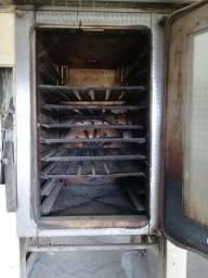 Vendo forno elétrico 10 telas 1.000,00