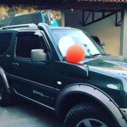 Vendo Jeep jimny Sport 4x4 2016 impecável estado de zero - 2016