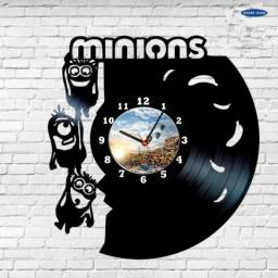 Relógio de parede Os Minions