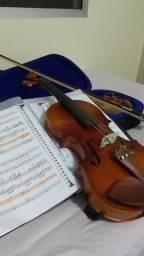 Violino Holfma 4/4 só 300 reais