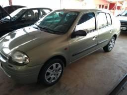 Clio Sedan 1.0 completo - 2003