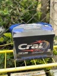 Bateria Cral 15 meses de garantia