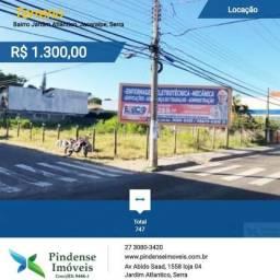 Terreno em Jacaraípe, 747m²