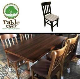 Mesas e cadeiras para hamburguerias bares lanchonetes