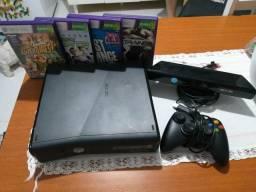 Xbox 360 Slim Completo
