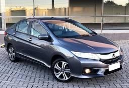 Honda city tope de linha automático ano 2017/2017 - 2017