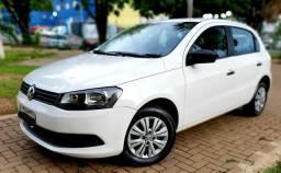 Aceita Troca VW Gol G6 1.0 Flex Baixo Km - 2013