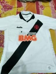 Camisa do Vasco uniforme branco