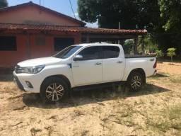 Toyota Hilux CD SRX 4x4 Diesel - 2018