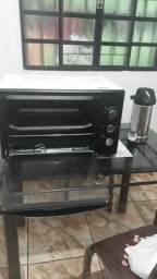 Vende este forno muito bom 3 meses de uso só