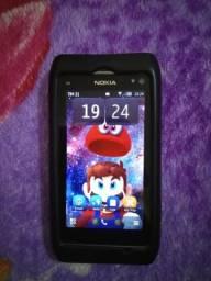 Nokia n8 com capa e carregador original