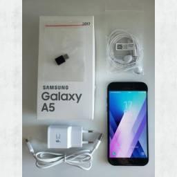 Vendo Celular Samsung Galaxy A5 2017 Duos 64gb (seminovo)