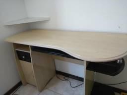 Escrivaninha Mesa Escritório 1,3 x 0,6m
