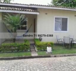 Casa de condomínio à venda com 3 dormitórios em Buraquinho, Lauro de freitas cod:CA00193