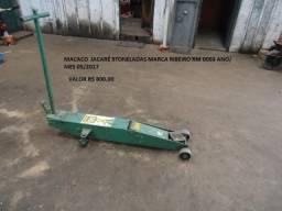 Macaco Jacaré 5 ton. Marca ribeiro RM 0003