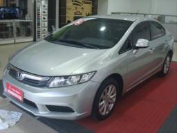 Honda Civic 1.8 Lxs 16v - 2013