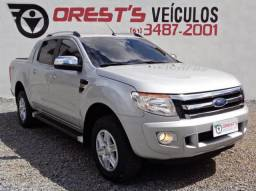 FORD RANGER LIMITED CD 4X4 AUTOMáTICO - 2014