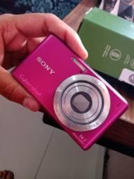 Camera cybershot rosa