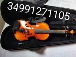 Violino infantil novo