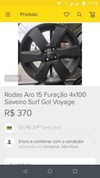 Preciso de uma roda desse modelo aro 15