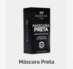 Máscara preta renovadora de cravos amakha paris
