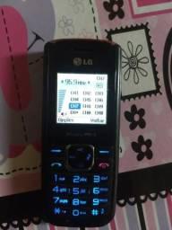 Celular original LG fm 1 chip vivo